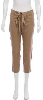 Kimberly Ovitz Cropped Mid-Rise Pants w/ Tags