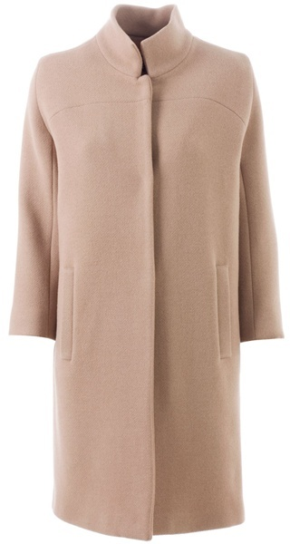 TER ET BANTINE - Coat with mandarin collar