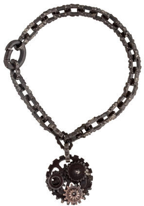 Bottega VenetaBottega Veneta Cog Link Bracelet