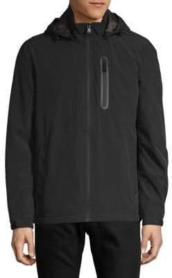 Perry Ellis Classic Hooded Jacket