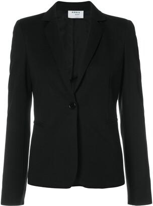 Akris Punto fitted blazer