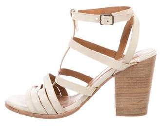 Coclico Leather Multistrap Sandals