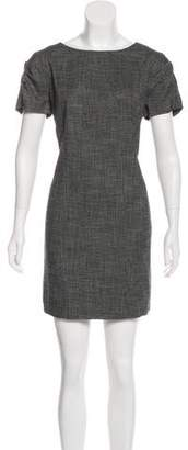 Michael Kors Short Sleeve A-Ling Dress