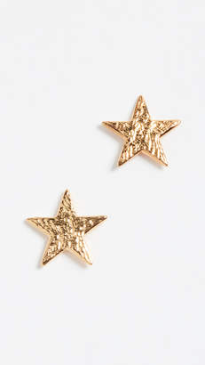 Gorjana Star Stud Earrings
