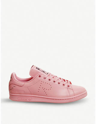 Raf Simons adidas x Stan Smith leather trainers