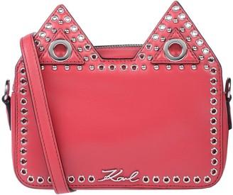 Karl Lagerfeld Paris Cross-body bags - Item 45391431MK
