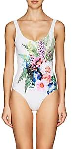Onia WOMEN'S KELLY FLORAL ONE-PIECE SWIMSUIT