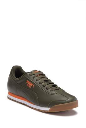 Puma Roma Classic Gum Leather Sneaker