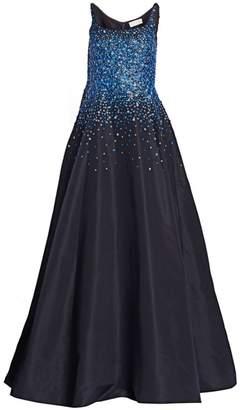 Ahluwalia Lefaye Ballerina Embroidered Gown