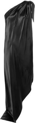 MM6 MAISON MARGIELA one-shoulder asymmetric dress