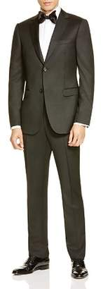 Ermenegildo Zegna Black Wool D8 Slim Fit Suit