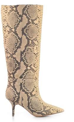 Yeezy Snake Effect Boots