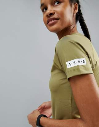Asos 4505 Training T-Shirt In Tight Fit