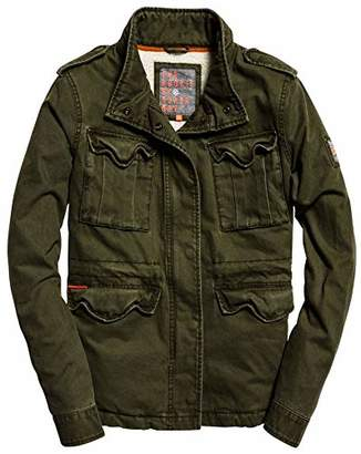 Superdry Women's Classic Winter Rookie MILITRY Jacket