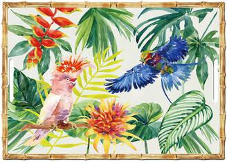 Les Jardins De La Comtesse Les Jardins de la Comtesse - Tropical Birds Tray