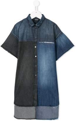 Diesel Delie shirt dress