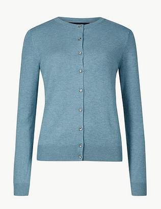 Marks and Spencer Round Neck Cardigan
