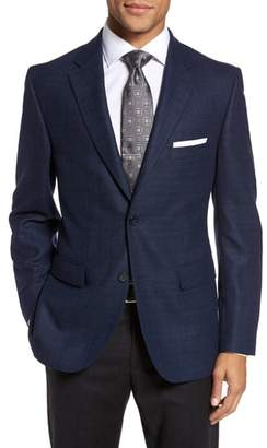 JB Britches Classic Fit Wool Blazer