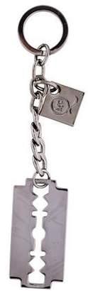 Alexander McQueen Razor blade Keychain