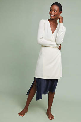 Anthropologie The Cashmere Collection by Cashmere Wrap Tunic