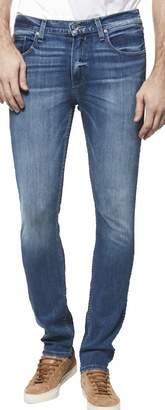 Paige Men's Jean Lennox Mulholland Skinny Jeans M653C72 5687