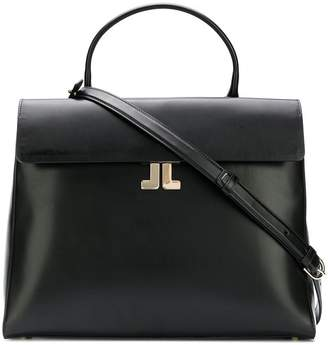 Lanvin flap pocket tote bag