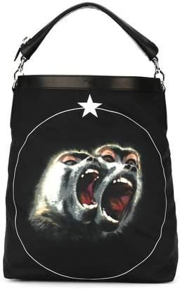 Givenchy Monkey Brothers shoulder bag