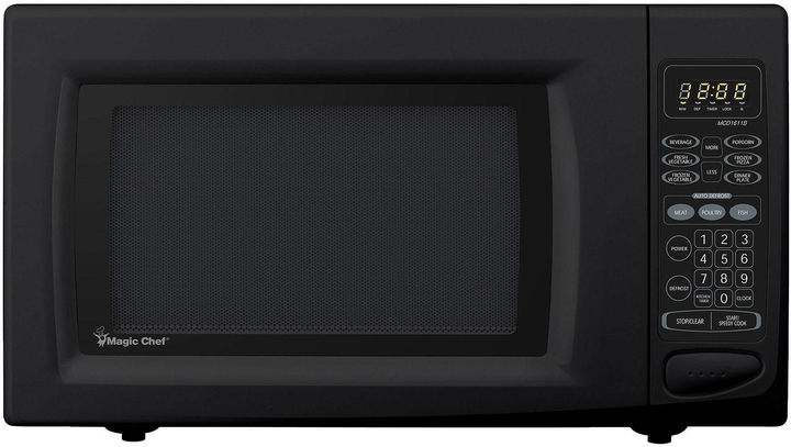 JCPenney MAGIC CHEF Magic Chef 1.6-cu. ft. Microwave Oven