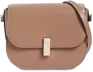 Valextra Iside Smooth Leather Shoulder Bag