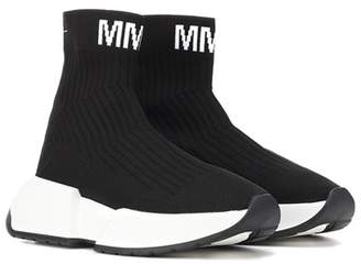 MM6 MAISON MARGIELA Knitted sneakers