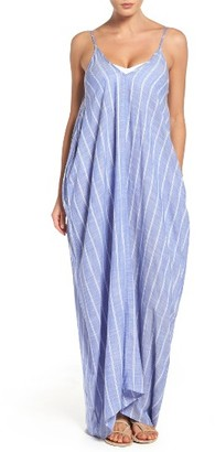 Women's Elan Cover-Up Maxi Dress $58 thestylecure.com