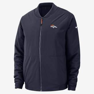 Nike Shield (NFL Broncos) Men's Bomber Jacket