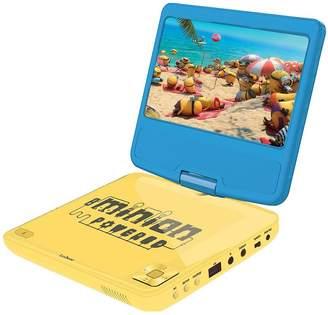Despicable Me Portable DVD Player