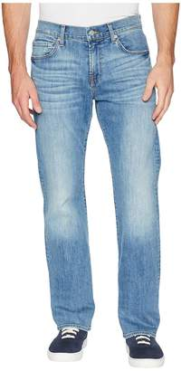 7 For All Mankind Austyn Relaxed Straight Leg Luxe Performance in Valhalla Men's Jeans