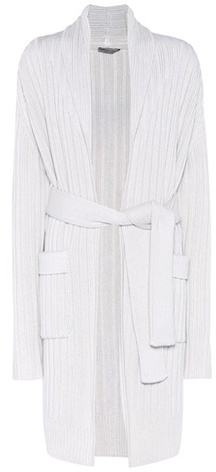 Bottega Veneta Bottega Veneta Cotton ribbed cardigan
