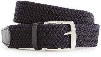 Reiss ELMONT WOVEN BELT Midnight