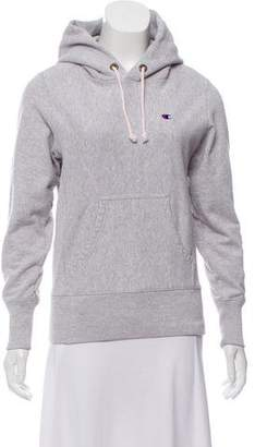 Champion Long Sleeve Hooded Sweatshirt