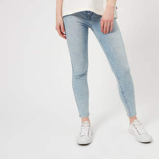 Levi's Women's Mile High Ankle Skinny Jeans