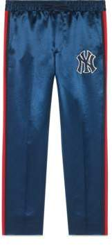 Gucci Men's jogging pant with NY YankeesTM patch