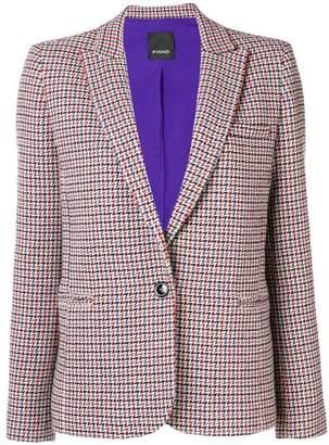 Pinko tweed style blazer