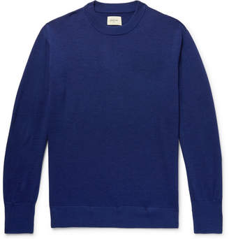 Bellerose Basolan Wool Sweater
