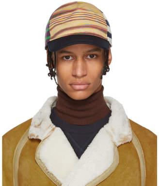 Missoni SSENSE Exclusive Multicolor Knit Cap