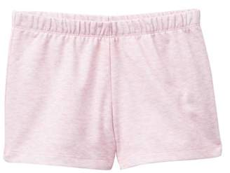Joe Fresh Heathered Pajama Shorts (Big Girls)