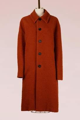 Marni Long alpaca coat