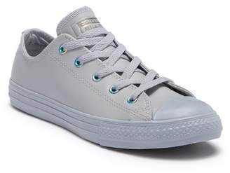 Converse Chuck Taylor All Star Oxford Leather Sneaker (Little Kid & Big Kid)