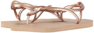 Havaianas Luna Special Flip Flops Women's Sandals