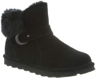 BearPaw Womens Koko Water Resistant Winter Boots Flat Heel
