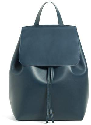 Mansur Gavriel Calf Backpack - Blu