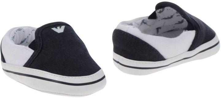 Armani Junior ARMANI JUNIOR Newborn shoes