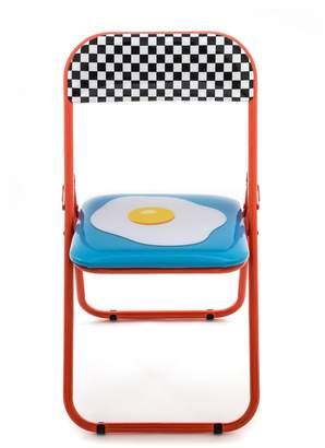 Seletti Folding Chair Egg
